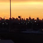 the Manhattan skyline is just amazing