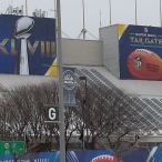 Where Craig and Monika will be partying at the invite only tailgate Party.