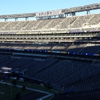 Figured, I'd snap some shots of the stadium quiet and empty.