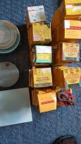 The collection of my Grand fathers's 8 and 16 mm home movies. If only there was some kind of way to make these into a youtube video.